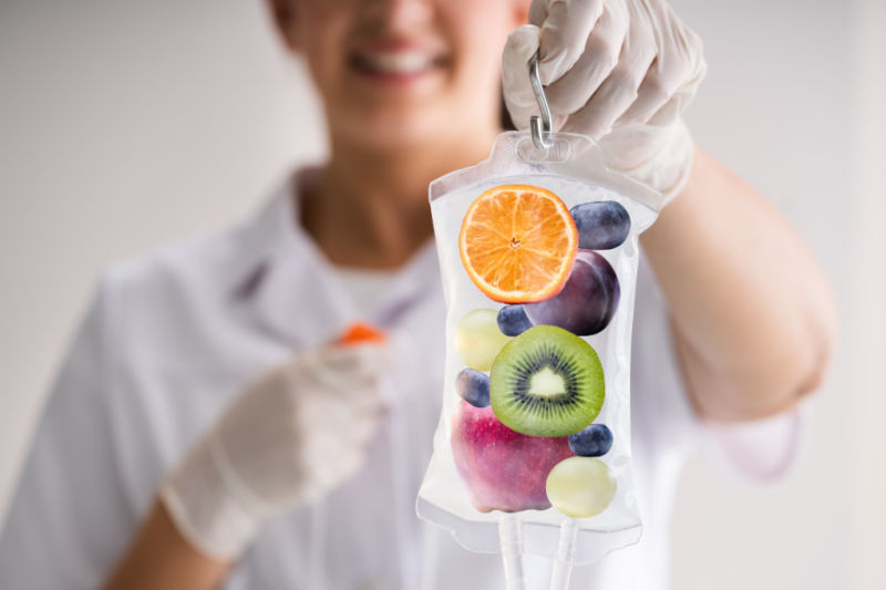 IV Vitamin Therapy Newcastle